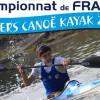 Championnat de kayak à Angers