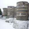 Premières neiges sur Angers