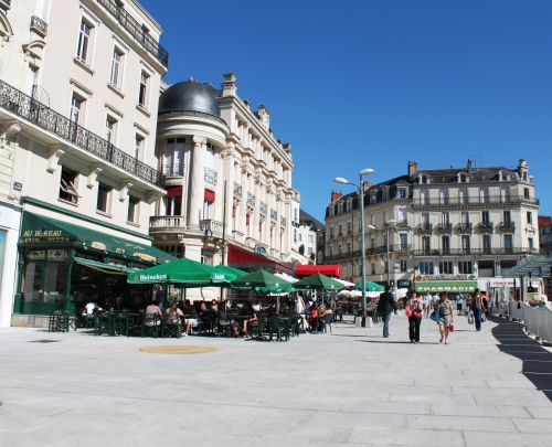 Restaurant  Ef Bf Bd Angers Centre Ville