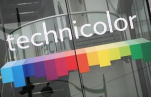 Siège de Technicolor à Angers