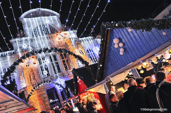 Deco Noel Angers   Exactjuristen Decoration Angers on