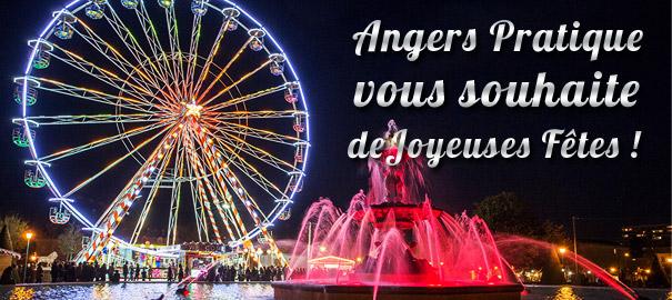 Noël à Angers
