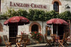Langlois-Chateau visite cave