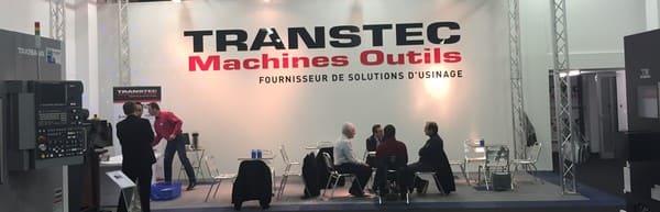 Transtec, importateur de machine-outils à Angers